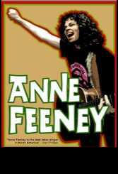 Anne Feeney Poster
