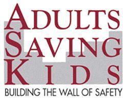 logo for Adults Saving Kids