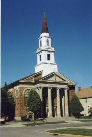 photo of First Baptist Church, Eau Claire, Wisconsin