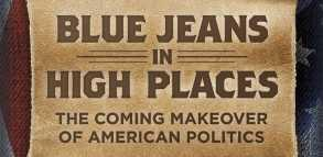 Blue Jeans in High Places