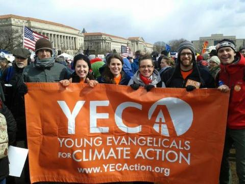 Rachel Lamb & YECA