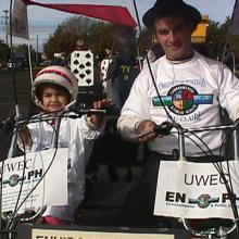 photo of two students who participated
