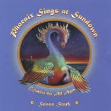 "cover of her CD ""The Phoenix Sings at Sundown"""