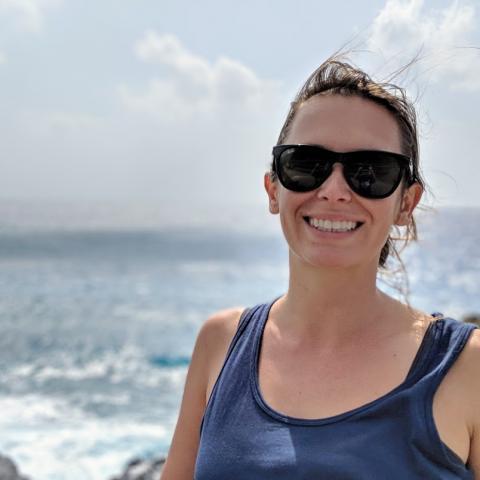 Nicole Chatterson, University of Hawaii