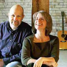 Aaron Fowler and Laura Dungan